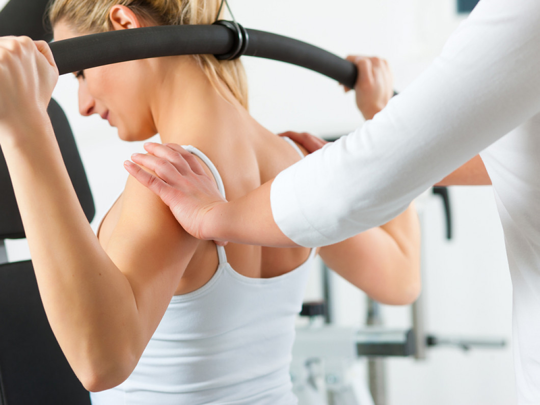 Physical therapy at Precision Therapy PLLC will help you with pain relief and injury recovery